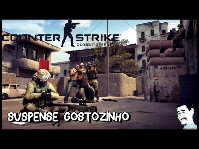 Suspense Gostozinho | Counter Strike Global Offensive