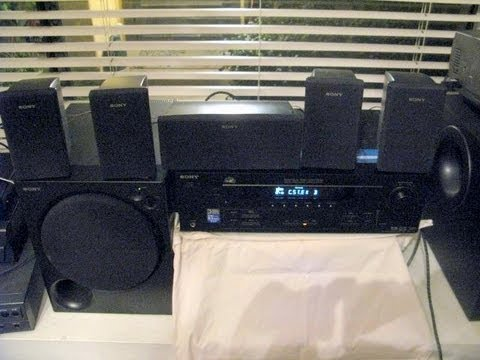 For Sale: Sony HTDDW750 51 Channel Home Theater System