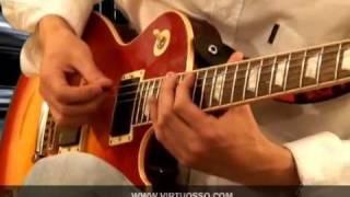 """Europa (cómo tocar """"Europa"""" de Carlos Santana  en la guitarra electrica)"""