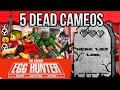 5 DEAD Video Game Character Cameos - The Easter Egg Hunter
