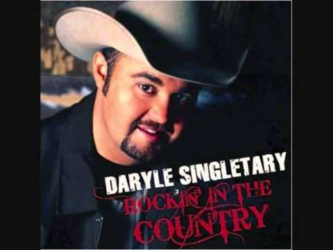 Daryle Singletary  She Sure Looked Good In Black