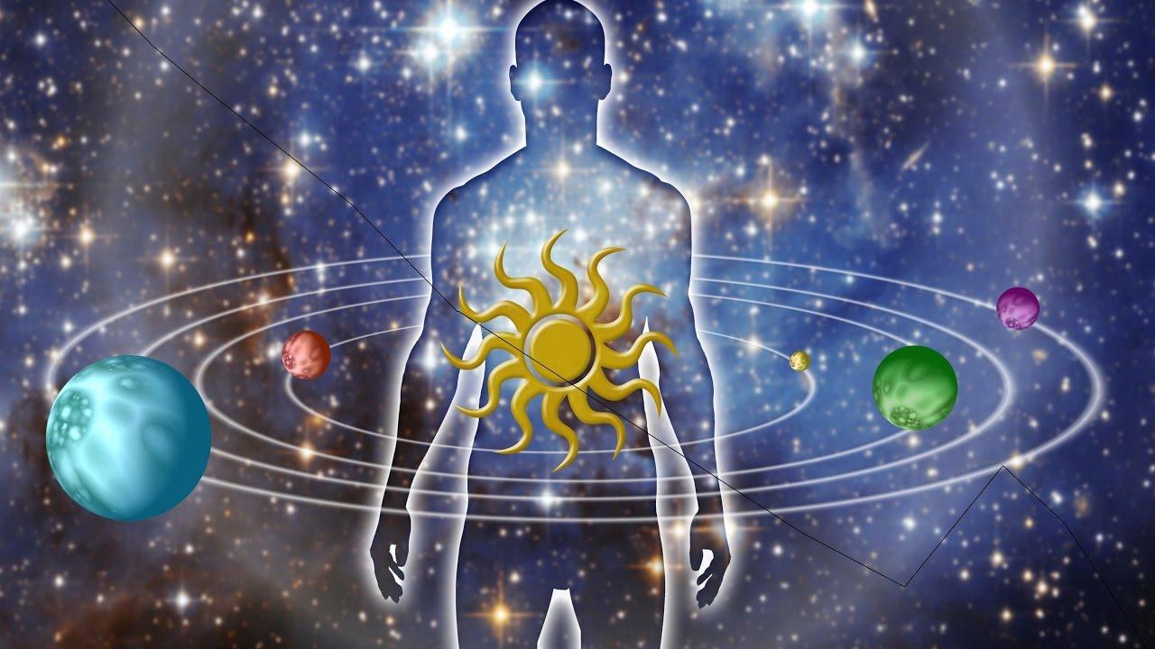 Étude de l'Anatomie Occulte de l'Homme
