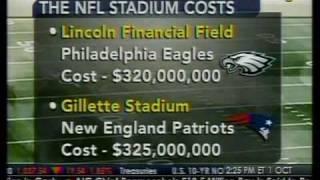 Special Report - NFL Debt Rises
