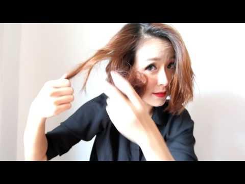 ทำผมไปงานกัน ^^ Easy hair by Wanassana