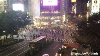 [Japan]#88 Shortvideo - Cruce de Shibuya (Tokyo)