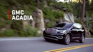 2018 Acadia: Interior Overview | GMC