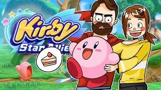 Einmal Kirby auf Eis bitte! #6 🍥 Kirby Star Allies CO-OP ヴァネッサカービー 検索動画 29