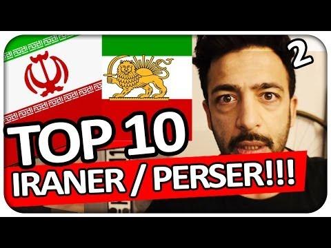 TOP 10 - Gründe Woran Man Merkt Dass Du Iraner / Perser Bist - PART 2