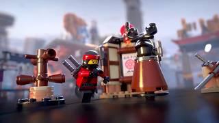 Spinjitzu Training - LEGO NINJAGO Movie - 70606 - Product Animation
