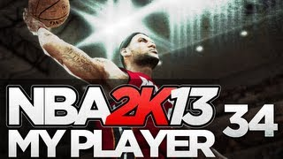 NBA 2K13 - My Player Career - Part 34 (Gameplay & Commentary)