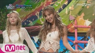 Gambar cover Girls′ Generation(소녀시대) - 'PARTY'컴백! ′ M COUNTDOWN 150716 COMEBACK Stage Ep.433