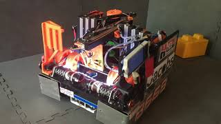 SBF Robot Demo