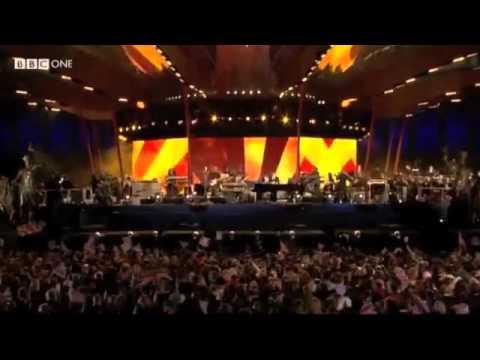 The Queen's Diamond Jubilee Concert - Best Bits