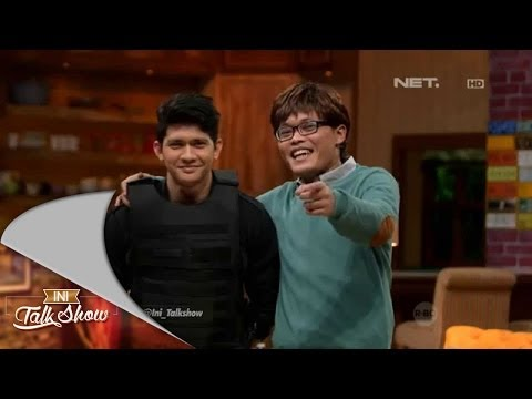 Ini Talk Show - Film Indonesia Part 1/2 - Iko Uwais dan Indr