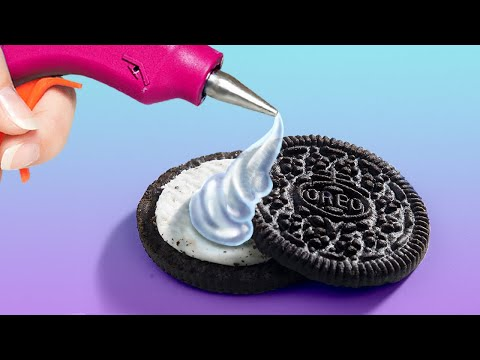 42 AMAZING FOOD TRICKS YOU SHOULD TRY