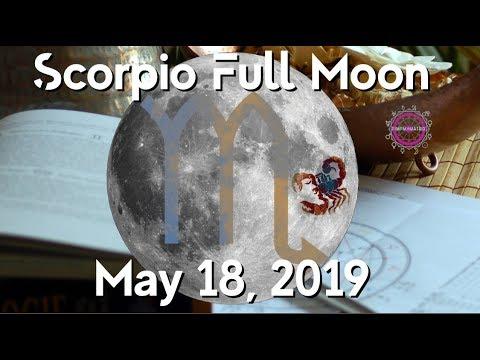 New Love Begins! Scorpio Full Moon May 18, 2019!!! Pleiadian Sun  Apollonian Moon