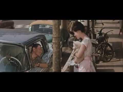 1961年 渋谷パンテオンと神宮通り 昭和36年 - YouTube