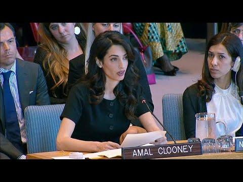 أمريكا تُضعف قرارا للأمم المتحدة حول الاغتصاب في مناطق الحروب…  - 10:53-2019 / 4 / 24
