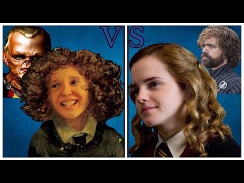 Adaptational Attractiveness: Hermione, Tyrion and a Million Others