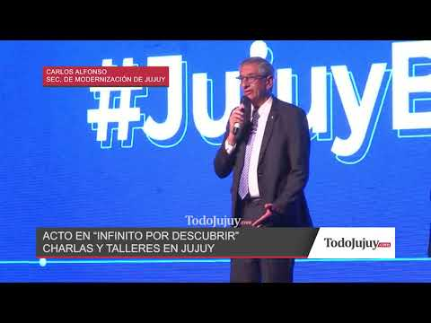 Inauguraron el Jujuy Big Data Summit