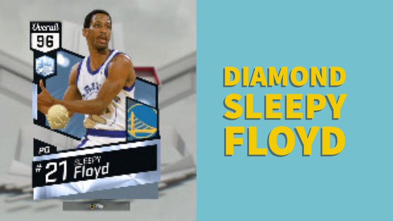 Diamond Sleepy Floyd Is He Worth It NBA 2K17 MyTeam