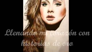 Adele - Painting Pictures ( Subtitulado ) Thumbnail