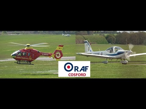 Aircraft Movements at RAF Cosford
