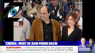 [Zap Télé] Disparition de Jean-Pierre Bacri ! (19/01/21)