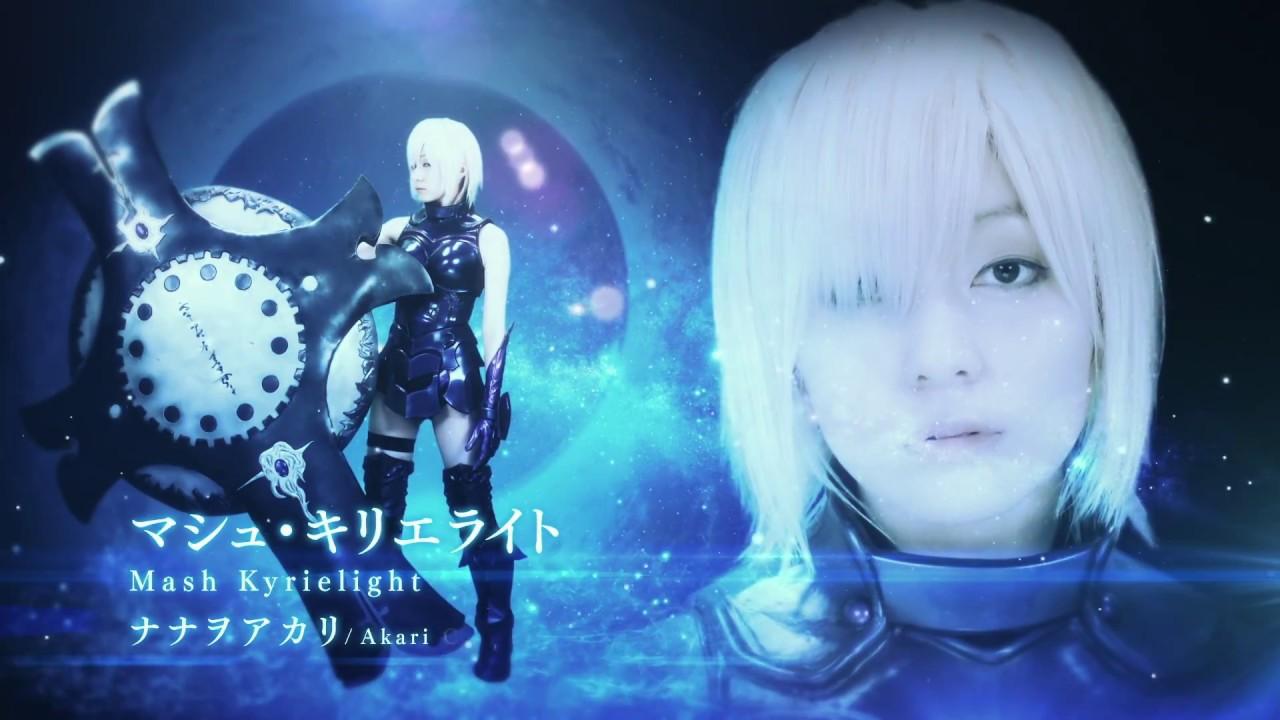 「Fate/Grand Order THE STAGE -神聖円卓領域キャメロット-」上演告知ムービー(15秒)