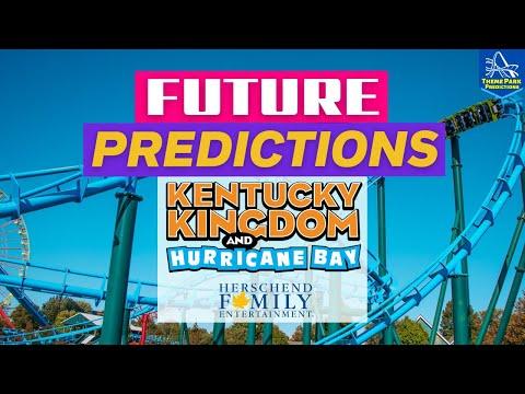 Future Coaster Predictions For Kentucky Kingdom Going Forward!