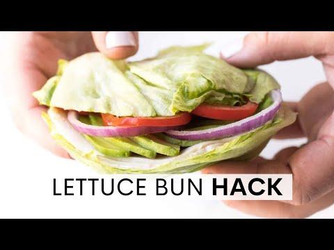 Lettuce Bun Hack