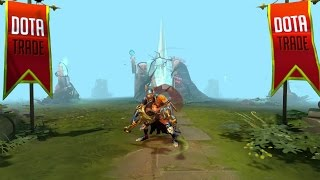 Golden Lamb to the Slaughter Shadow Shaman custom animation preview Dota 2
