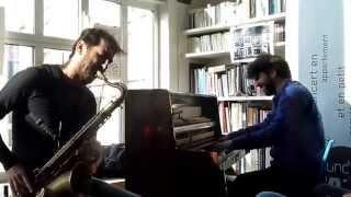 Francesco Bearzatti, Benjamin Moussay - Rythm a Ning
