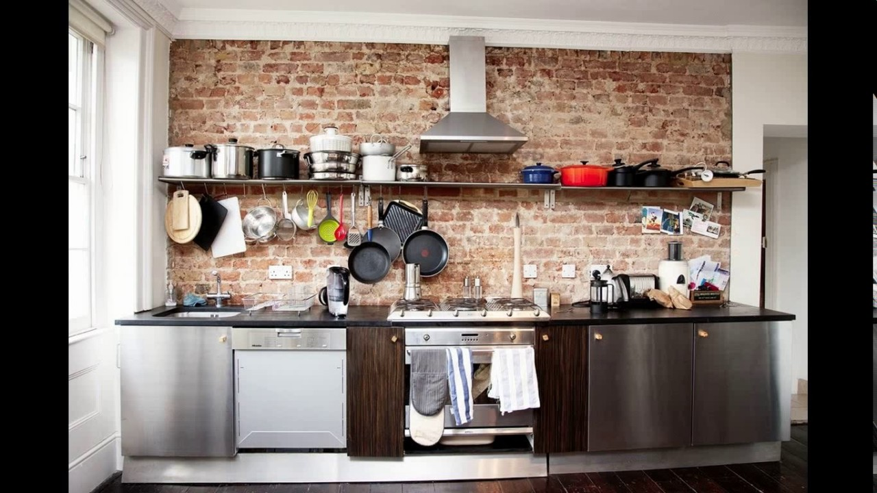 Kitchen Design Industrial Style