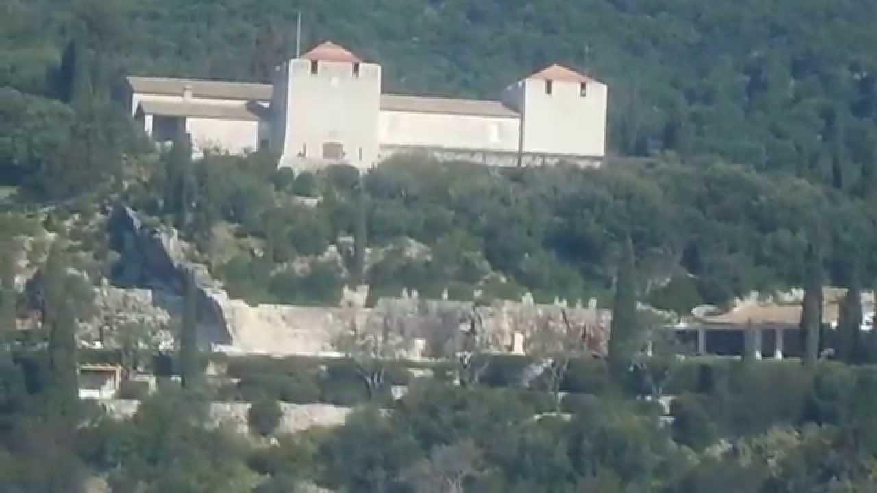 Αποτέλεσμα εικόνας για rothschild villa corfu