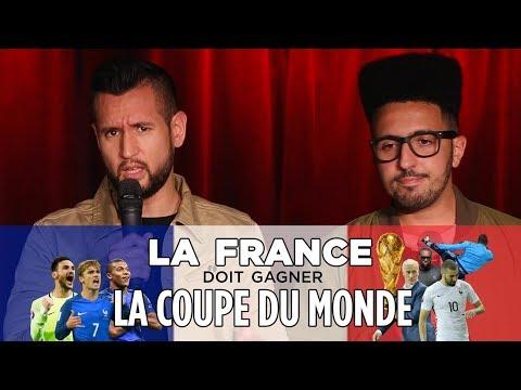 La France doit gagner la Coupe du Monde