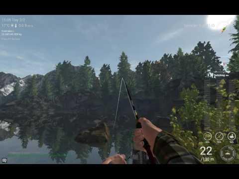 Fishing Planet unique Cutthroat trout