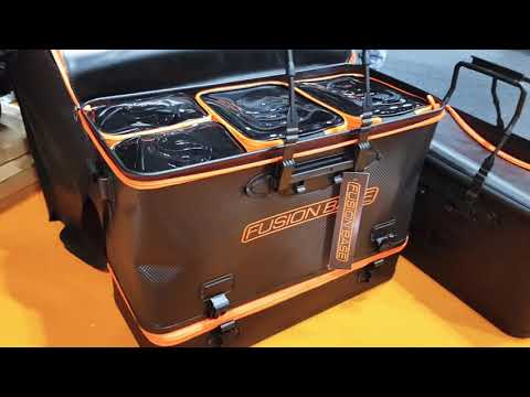 New Tackle GURU Fusion luggage Tackle and bait bags