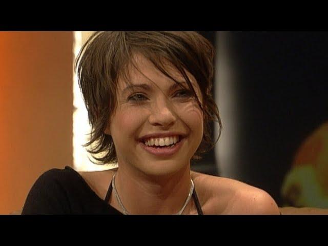 Jana Pallaske erwischt Stefan beim ... - TV total