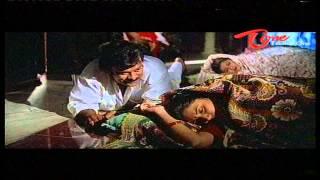 Chiranjeevi Seraching For Rambha In Gloom - Comedy Scene