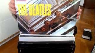 The Beatles Vinyl Remastered Box Set 2012 - Unboxing HD