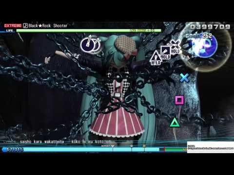 Hatsune Miku: Project DIVA Future Tone  Black★Rock Shooter Extreme Perfect
