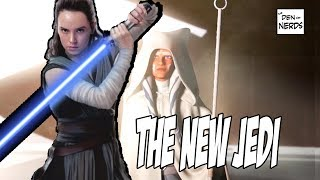 Rey and the New Jedi | Star Wars Episode 9 News and Rumors