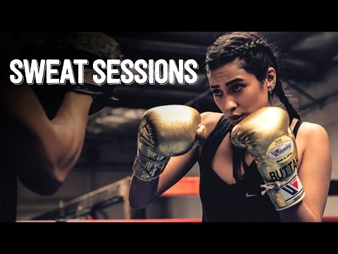 Boxing With Shay (Sweat Sessions) | Shay Mitchell