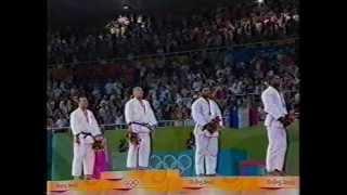 北京オリンピック柔道100キロ超級 石井慧
