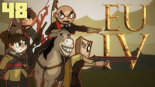 Art of War - Episode 48 - Europa Universalis IV Multiplayer!