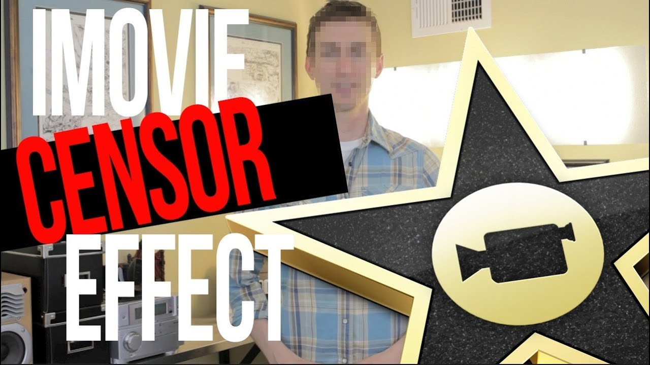 how to get rid of black bars on imovie