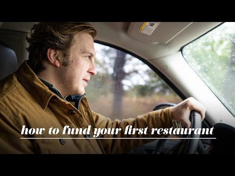 How To Get Funding To Open A Restaurant