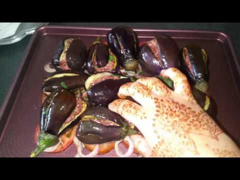 mini-aubergines-farcies-à-la-viande-hachée-recettes-de-choumicha