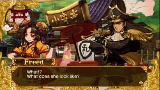 Battle Fantasia Xbox 360 Story Mode Odile & Dokurod 1/3 HD